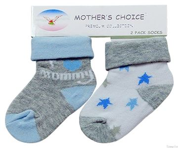 Picture of Boy's 2 Pack Socks Mummy
