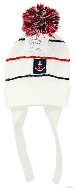 """Picture of Winter Hats With Earflaps """"Sailor"""""""