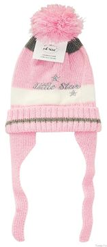 "Picture of Winter Hats With Earflaps ""Little Star"""