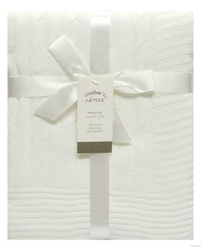 Picture of Fancy Shawl White