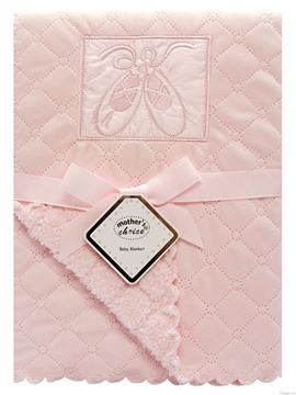 Picture of Nana Baby Blanket Pink