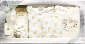 "Picture of Infants 6Pc Grower Gift Set ""Pretty Garden"" - Beige"