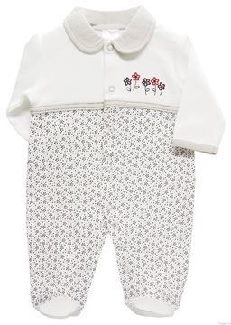 Picture of Flowers - Infant's Long Sleeve Grower