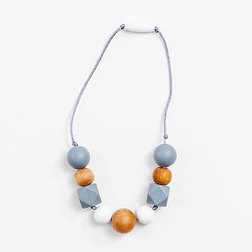 Picture of Toddler Necklace - Modern Blue