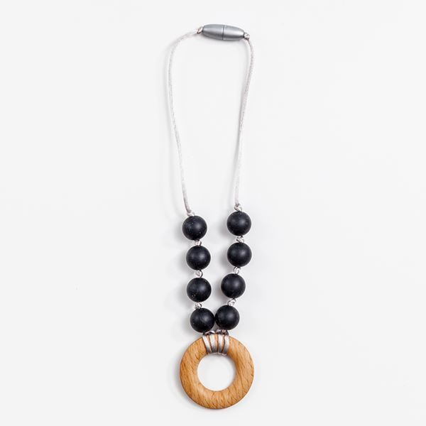 Picture of Toddler Necklace - Classic black