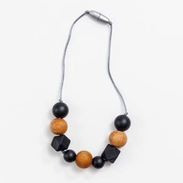 Picture of Toddler Necklace - black