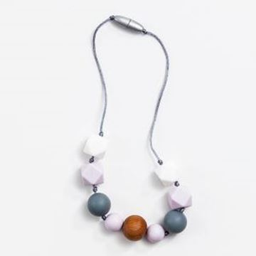 Picture of Toddler Necklace - Lilac