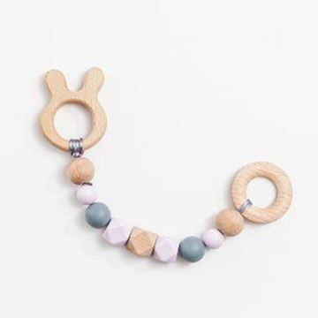 Picture of Wooden Teether - Lilac