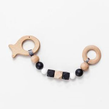 Picture of Wooden Teether - Monochrome