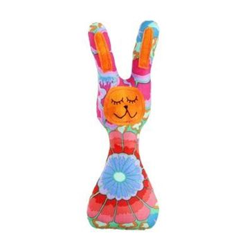 Picture of Bunny Rattle - Flower Burst