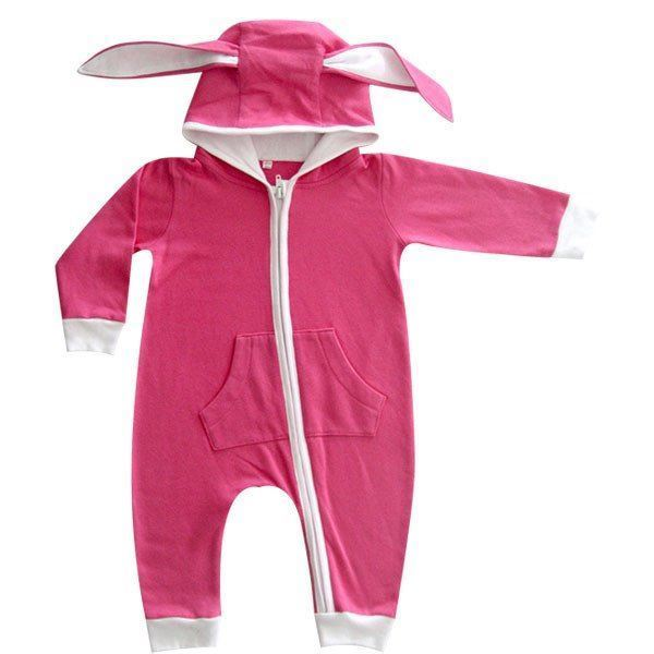 Picture of Bunny Onesie - Pink