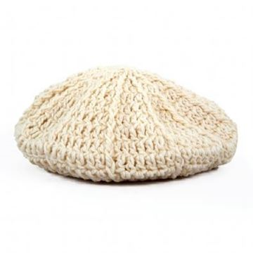 Picture of Beanie - Beret Cream