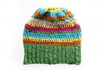 Picture of Beanie - Bright Stripes