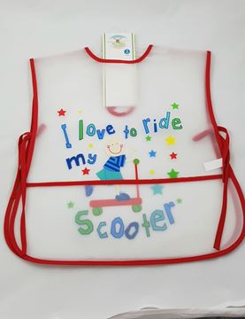 Picture of Eva Bibs Red